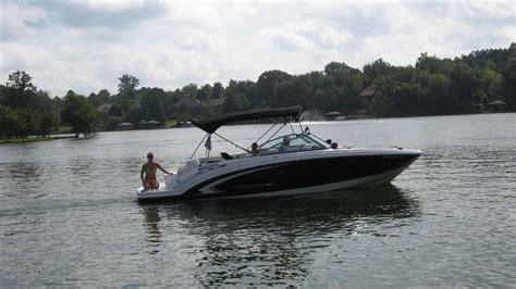 used boat trailer knoxville quot bowrider quot boat listings in tn