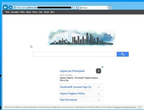 Search Removal Remove Search Golliver Hijack Virus Removal Guide