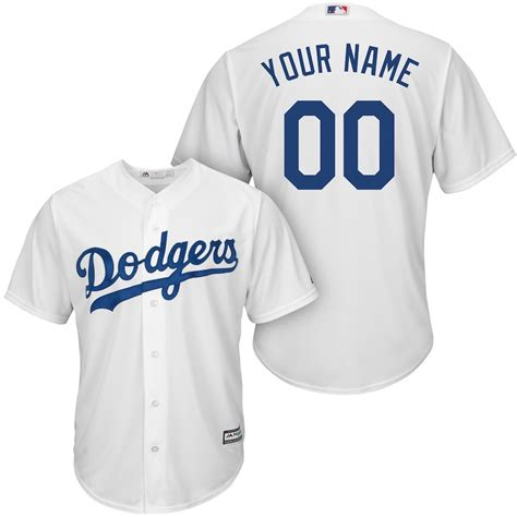 custom los angeles dodgers mlb jersey  men wowen  youth    number sale ends