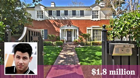nick jonas house the jonas brothers family home sells in toluca lake for 1 8 million la times