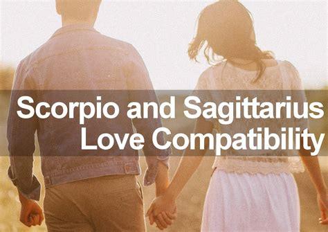 scorpio woman sagittarius man love marriage sexual