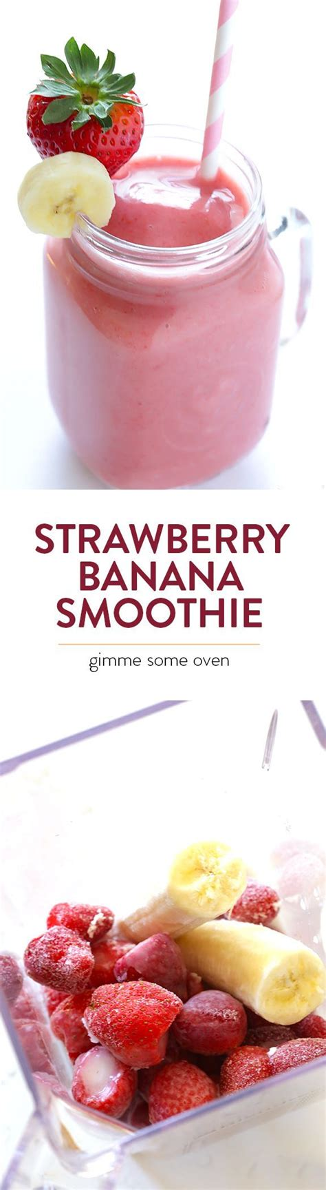 Strawberry Banana Smoothie Recipe Detox by Strawberry Banana Smoothie Recipe Strawberry Banana