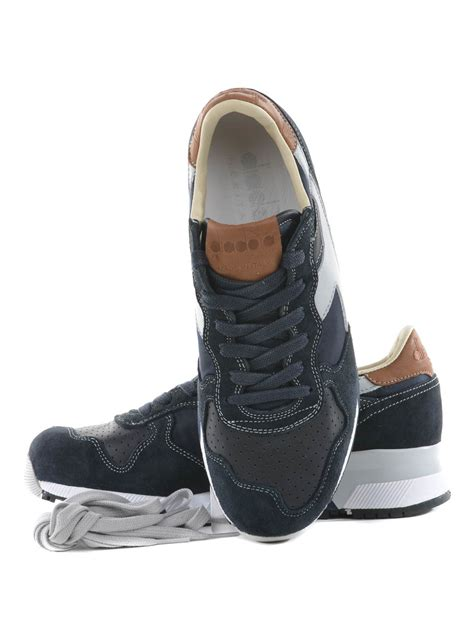 Tridans Original 100 trident 90 nyl sneakers by diadora heritage trainers ikrix