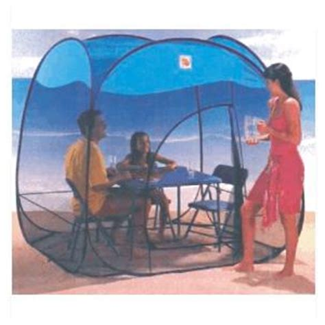 Outdoor Escapes Pop Up Screen Room - outdoor escapes 6 x 6 pop up screen room home hardware toronto