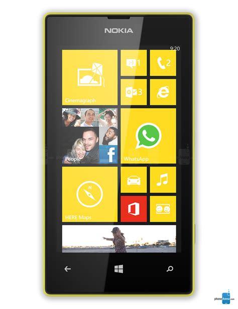 Nokia Lumia X Nokia Lumia 520 Specs