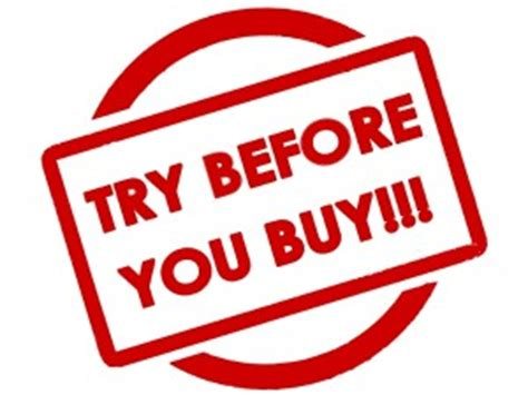 Try Before You Buy 3 by Services Artfull