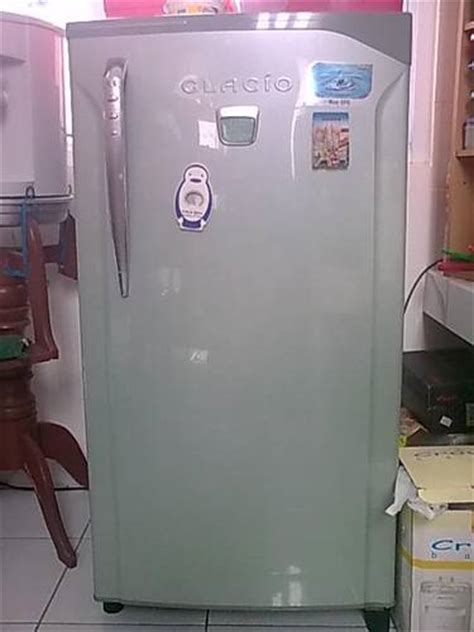 Kulkas 1 Pintu Toshiba dinomarket 174 pasardino kulkas toshiba glacio 1 pintu 2nd seri gr h150 e