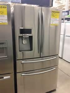 door refrigerator mitten house