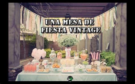 decoracion vintage para fiesta una mesa de fiesta vintage lapsus eventos bogot 225 d c