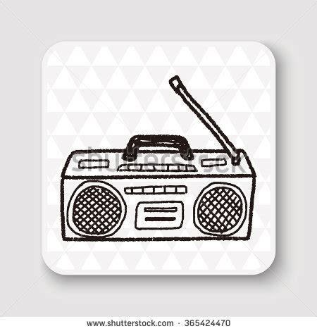 doodle radio stock photos royalty free images vectors