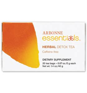 Arbonne Detox Tea While by Arbonne 171 Fitmommy