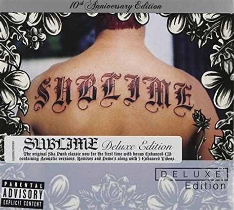 sublime by sublime album cover