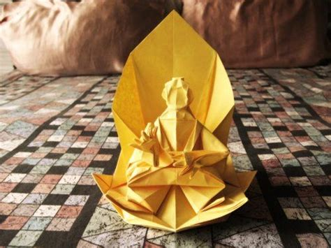 Origami Buddha - the world s catalog of ideas