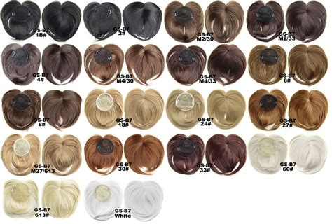 wiglet for top of head clip in on synthetic top closure hair fringe head skin
