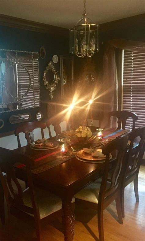 black mirrored dining room dining black mirror room