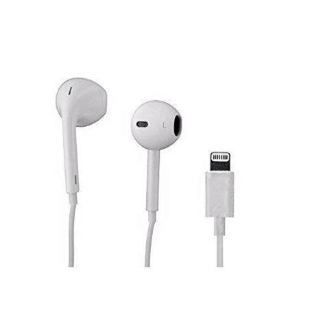 white bulk packaging apple iphone 7 iphone 7 plus iphone 8 8plus earpod earbud