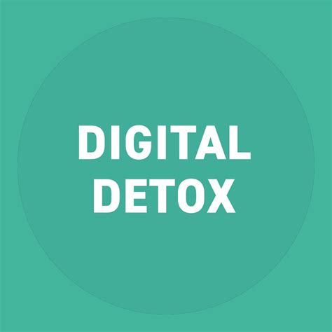 Digital Detox Facts by Modules Be Strong Be Strong Free Anti