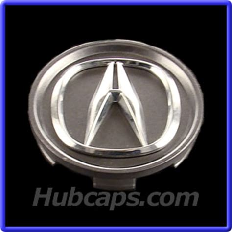 acura rl hub caps center caps wheel caps hubcaps