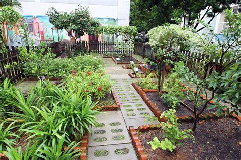 blooming spirit top community gardens  singapore home