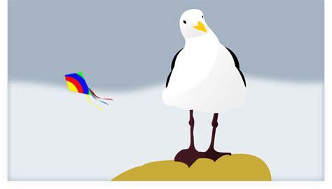 Microsoft Word Login Clipart Seagull