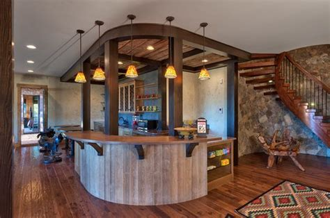 Turn Your Basement Into A Bar ? 20 Inspiring Designs That