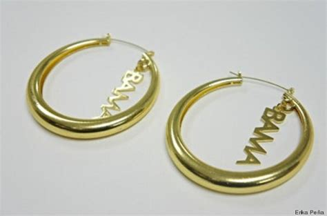 beyonce s obama earrings are made by erika pe 241 a photos