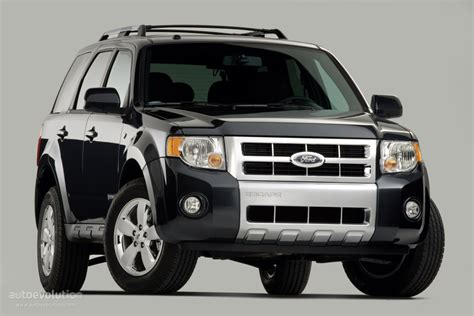 how to learn everything about cars 2007 ford f150 seat position control ford escape 2007 2008 autoevolution