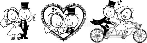 Matrimonio Clipart - wedding invite stock vector illustration of drawing