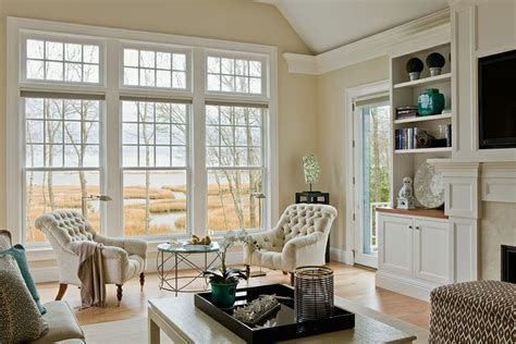 sitting room windows serene view a house a home paint colors lots