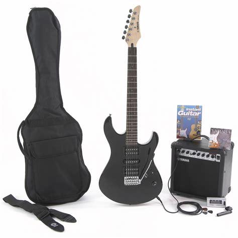 Harga Gitar Yamaha Erg 121 disc yamaha erg121 electric guitar starter pack black at