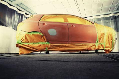 Auto Lackieren Garage by Premier Honolulu Auto Body Shop Explains The Car Painting