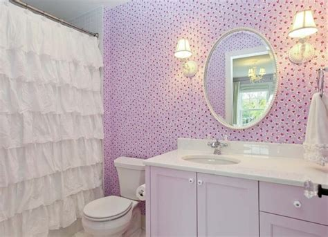 how to stop d in bathroom making your bathroom look larger with shower curtain ideas