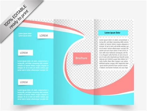 brochure templates for pages ipad tri fold brochure template google docs template design