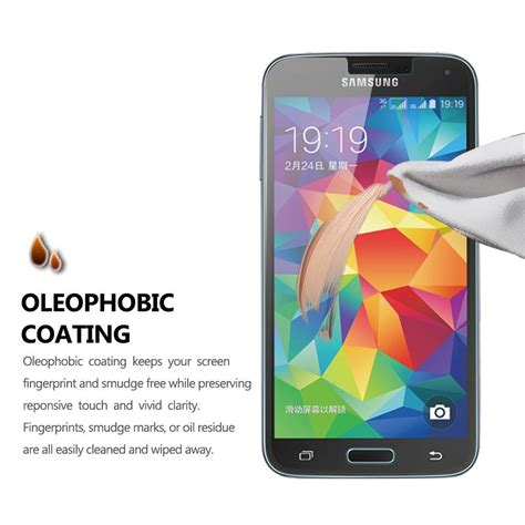 galaxy black screen blue light coolreall galaxy s5 tempered glass screen