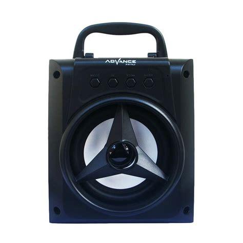 Speaker Advance H 14 Jual Advance H 14 Jinjing Xtra Power Sound Speaker Portable Hitam Harga Kualitas