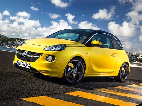 opel adam yellow test auto opel adam 1 4 gpl caratteristiche prezzo