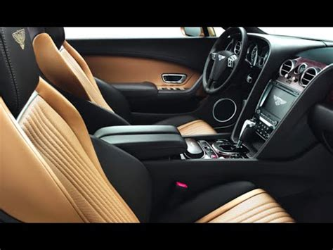 2016 Bentley Continental GT NEW INTERIOR OPTIONS New Look