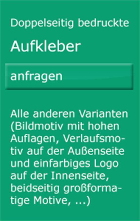 Scheibenaufkleber Beidseitig by Aufkleber Druck Beidseitig Bedruckt Bestellen Und Drucken