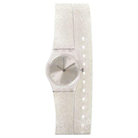 Donna Silver orologio swatch donna silver glistar lk343 gioielloro it