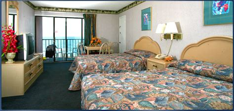 Myrtle Hotel Rooms by Myrtle Oceanfront Hotels Tropical Seas Hotel