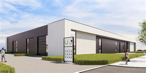 buro groen compact bedrijfsverzamelgebouw brengt kmo s samen in het