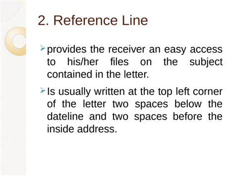 Parts Of Business Letter Essential And Supplementary supplementary parts of a business letter docslide br