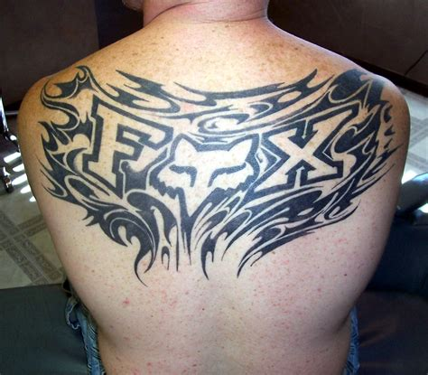 racing tattoo designs fox racing picture