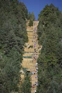 S Incline Photos The Relentlessly Steep Manitou Incline