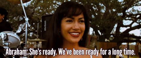 born ready documentary 17 of the best quotes from the selena film the flama