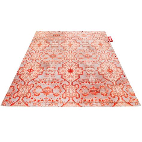 carpet teppich fatboy non flying carpet teppich small orange 900 6402