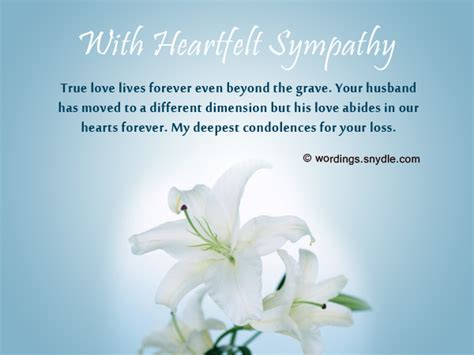 loss of husband words of comfort sympathy messages for loss of husband www pixshark com
