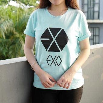 Tshirt Kaos Exo By Wannabe Id jual kaos exo welcome to mainharga