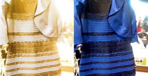 what color dress here s why saw the dress differently
