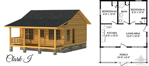 800 sq ft cottage plans